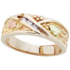 Genuine Diamond Ladies' Ring - by Landstrom's