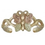 Butterfly Toe Ring- Gold by Coleman