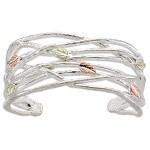 Twig Cuff Bracelet - by Landstroms