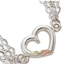 4 Chain Bracelet by Landstroms