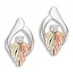 Genuine 2pt Diamond Earrings - by Landstroms