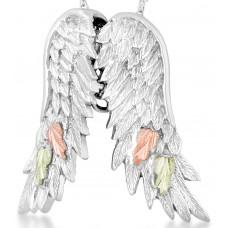 Angel Wing Pendant by Landstroms