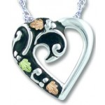 Heart Pendant - by Landstrom's