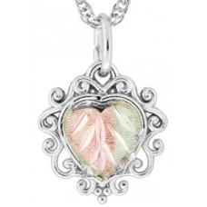 Heart Pendant - by Coleman