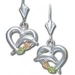 Dolphin Earrings - by Landstrom's