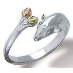 Dolphin Toe Ring - by Landstrom's