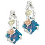 Blue Opal Earrings - by Landstrom's