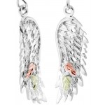 Angel Wing Earrings - by Landstrom's
