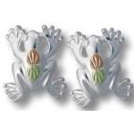 Frog Earrings - by Landstrom's