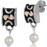 Genuine Pearl Earrings - by Landstrom's
