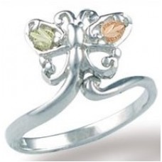 Butterfly Toe Ring - by Landstrom's