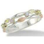 4 CZ Stones - Ladies' Ring - by Landstrom's