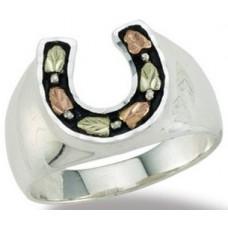 Horseshoe Men's Ring - by Landstrom's