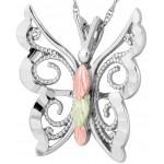 Butterfly Pendant - by Landstrom's