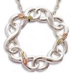 Infinity Pendant - by Landstrom's