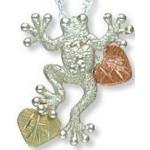 Frog Pendant - by Landstrom's