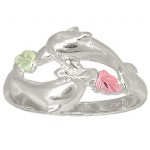 Dolphin Ladies' Ring - By Mt Rushmore