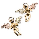 Angel Earrings - by Stamper