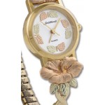 Hibiscus Flower Watch and Band - by Landstrom's
