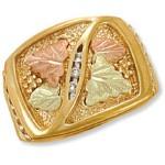 Men's Rings- Gold by Landstrom's