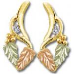 Genuine Diamond Earring - by Landstroms