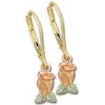 Rose Earrings - by Landstrom's