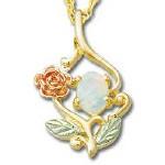 Opal Pendant by Landstroms