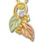 Genuine Diamond Pendant - by Landstroms