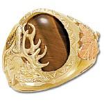 Mens Rings - Gold by Landstroms