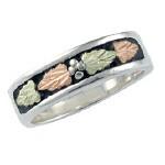 Ladies Wedding Ring - Gold by Landstroms