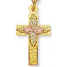 Crosses - Gold by Landstroms