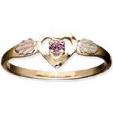 Heart Ring - by Stamper