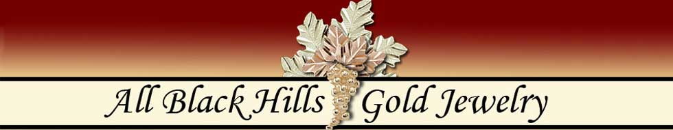 All Black Hills Gold Jewelry